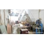 Cần sang nhượng xưởng mộc tại quận Bình Tân