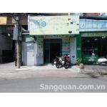 Cho thuê mặt bằng 16 đường A4, P.12, Tân Bình