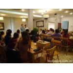 Sang nhà hàng Thái 25 Thủ Khoa Huân, Bến Thành, Quận 1