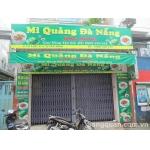 Sang Quán Mì Quảng 2 Tự Lập, P.4, quận Tân Bình