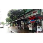 Sang cửa hàng rửa xe ôtô + Cafe Trung tâm Quận Tân Bình.