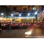 Cần Sang quán nhậu tại Phạm Văn Đồng, Q.Gò Vấp