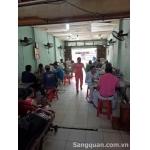 Sang quán cơm 48A Phan Huy Ích, quận Tân Bình.