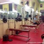 Sang phòng gym Lê Đức Thọ, P16, Gò Vấp