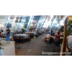 Sang nhà hàng Hải Sản và Dê 120 Hòang Hoa Thám, Bình Thạnh