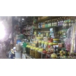 Sang sạp chợ Hoàng Hoa Thám, quận Tân Bình.