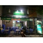 Sang quán nhậu + Vỉa hè rộng bình dân tại MTss 252 Kênh Tân Hoá , Tân Phú