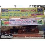 Sang quán nhậu 2 mặt tiền Bùi Thị Xuân , P. Tân Bình TX Dĩ An Bình Dương