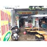 Sang quán bún 299 Tây Thạnh, Quận Tân Phú