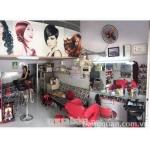 Sang tiệm tóc nữ đang hoạt động tốt, khu Cá Sấu Hoa Cà, Thủ Đức