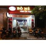 Cần sang quán Bò né số 8 Phạm Vấn, quận Tân Phú