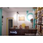 Sang shop phụ kiện, ốp lưng Double B mặt tiền Nguyễn Thái Bình, Tân Bình