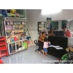 Sang tiệm tóc hoặc sang đồ dùng tiệm tóc 54 Phạm Văn Sáng, Hóc Môn