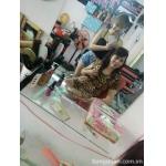 Sang salon tóc nữ số 8 đường D13, P.Tây Thạnh, Tân Phú