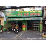 Cần sang quán ăn 2C Bình Giã, quận Tân Bình