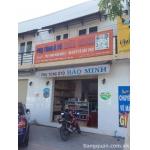 Sang cửa hàng phụ tùng ô tô tại Thủ Dầu Một-Binh Dường.