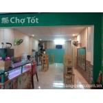 Sang gấp quán Trà Sữa đường Nguyễn Duy Cung, Gò Vấp