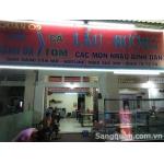 Sang quán ăn quán nhậu số 9 Hoàng Bật Đạt, P.15, quận Tân Bình.