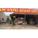 Sang quán cafe, quán ăn đường ĐH 409 KP Ông Đông, Tân Uyên Bình Dương