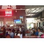 Sang Nhà hàng hải sản kết hợp karaoke 587 QL12 quận Thủ Đức
