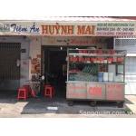 Sang tiệm cơm,bún hơn 10 năm,vi trí buôn bán tốt