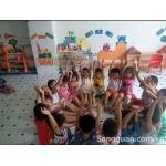 Sang trường mầm non mới tại trung tâm Bình Chánh