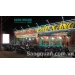 Sang gấp quán nhậu - cơm trưa mặt tiền Tỉnh lộ 10, Phạm Văn Hai, Bình Chánh
