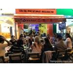Sang gấp quán ăn nhậu mặt tiền 908 Trần Hưng Đạo, Quận 5