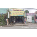 Sang quán ăn mặt Tiền Nguyễn Thị Kiêu, Hiệp Thành, Quận 12