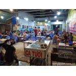 Sang quán nhậu 232m2 mặt tiền 187 Kênh Tân Hoá , Tân Phú