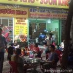 Sang quán ăn mặt tiền khu ẩm thực Vĩnh Khánh Quận 4