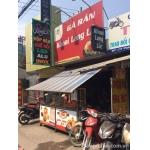 Sang gấp quán gà nướng, khoai lang lắc 137 Phan Huy Ích