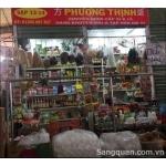 Sang sạp 2 sạp liền kề chợ Bình Trị Đông mới
