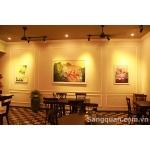 Cần sang nhà hàng Villa Pháp sân vườn hẻm cụt 7m đường Võ Văn Tần
