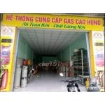 Sang nhượng cửa hàng gas & bếp gas Cao Hùng, ngay thị trấn Đức hoà