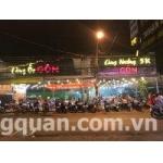 Sang gấp quán ăn MB rông giá thuê rẻ Mặt Tiền đường Bình Quới