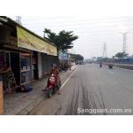 Sang Mặt Bằng Cách Công ty Pouchen 100m, Quốc lộ 1A,Bình Tân
