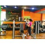 Sang Phòng Gym Cao Cấp , MT Bà Huyện Thanh Quan , Q.3