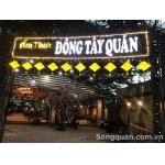 Sang quán mặt tiền đại lộ Võ Văn Kiệt, 800m2