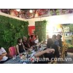 Sang nhà hàng hải sản Dzui Dzui 33 Trần Văn Quang , F10 , Tân Bình