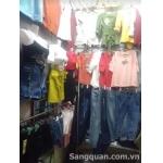 Cần sang sạp quần Áo B41, chợ Thị Nghè, Phan Văn Hân, Bình Thạnh