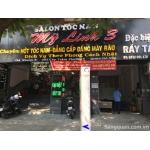 Sang tiệm tóc nam mặt tiền đường Cây Trâm, P. 9, quận Gò Vấp.