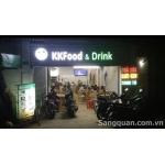 Sang quán trà sữa thức ăn nhanh 45 Đường Tăng Nhơn Phú, P. PL B, quận 9