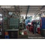 Cần sang sạp giày dép chợ Minh Phụng ( chợ Cây Gõ ) Quận 6