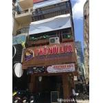 Sang nhà hàng phố tây balo 203 Bùi Viện, P. Phạm Ngũ Lão, Q1.