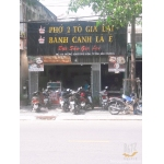 Sang quán phở vị trí đẹp 120 đường 30/4, Phú Hoà, Bình Dương
