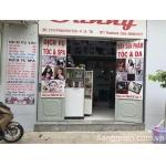 Sang tiệm spa kết hợp làm nail + tóc đường Phan Huy Ích, Tân Bình,