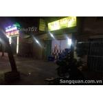 Sang quán nhậu vị trí đẹp 297 Kênh Tân Hoá, Tân Phú