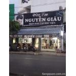 Cần sang tiệm tóc nam Nguyễn Giàu- 224 Mã Lò, Bình Tân