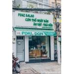 Sang quán trà sữa , thức ăn nhanh mặt tiền đường Cửu Long quận 10